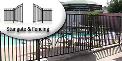 Star Gates and Fencing